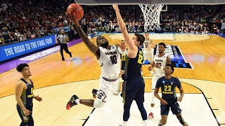First Round: Marquette Falls To South Carolina