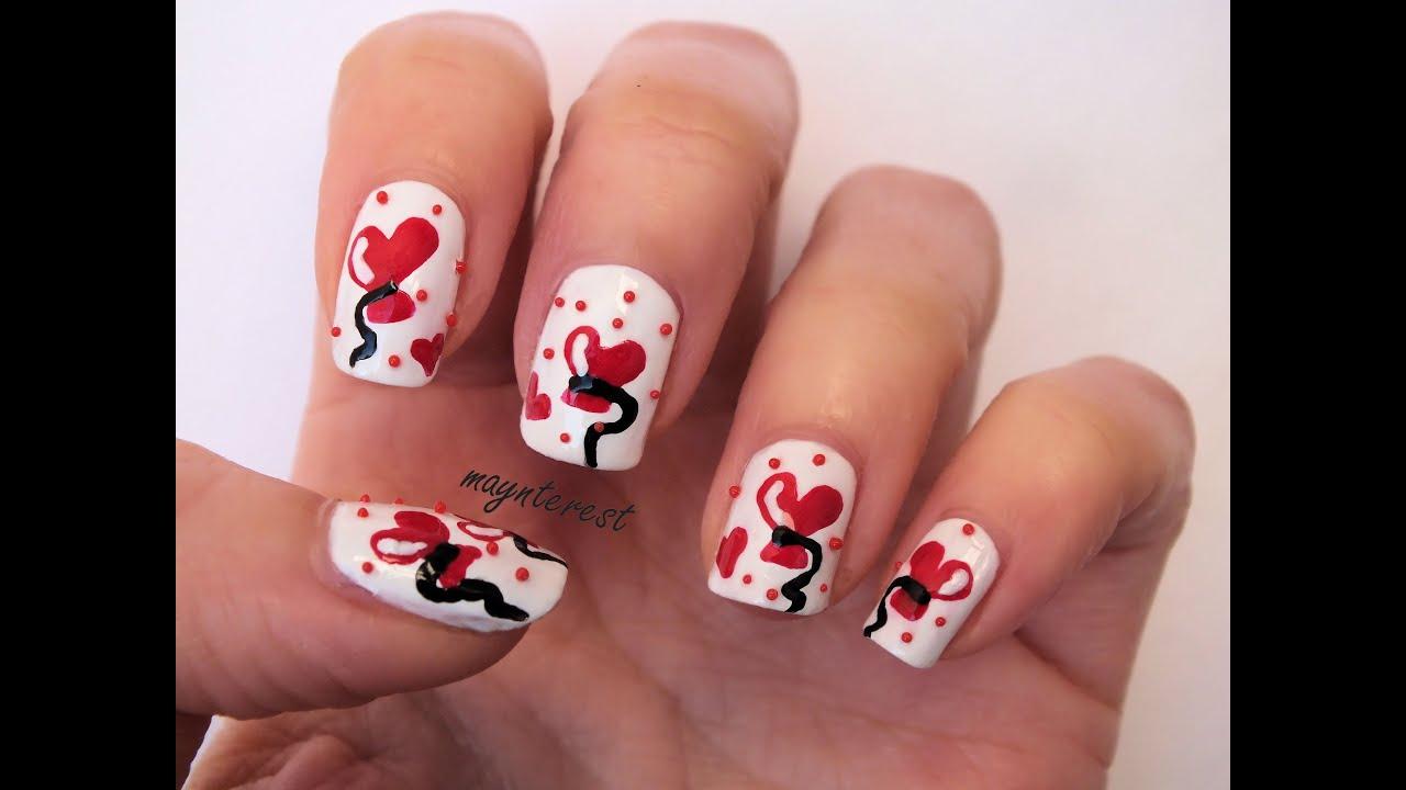 U as globos de corazones youtube - Ver decoracion de unas ...
