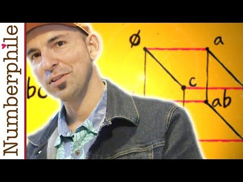 Combinatorics and Higher Dimensions - Numberphile
