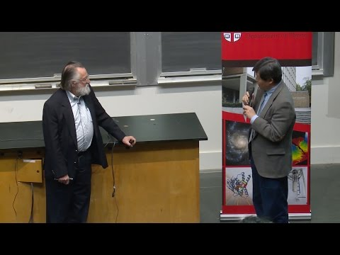 """2017 AO Williams Lecture: John Reppy """"Superfluidity, Phase Transitions, and Topology"""""""