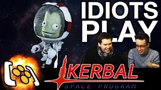 Kerbal Space Program - Two Idiots Play - VideoGamer