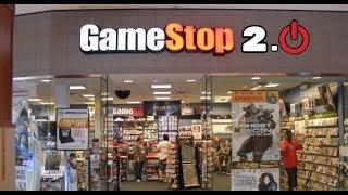 Introducing gamestop 2.0... wait, what ...