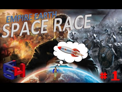 The Space Race #1 - From Humble Beginnings