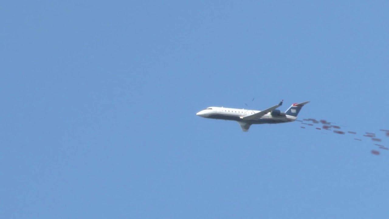 Plane in trouble - YouTube  Plane in troubl...
