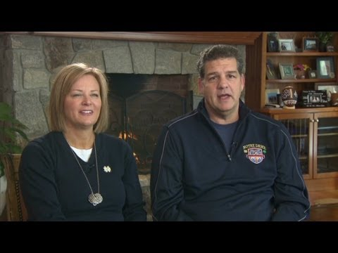 Notre Dame a way of life for Golics - YouTube