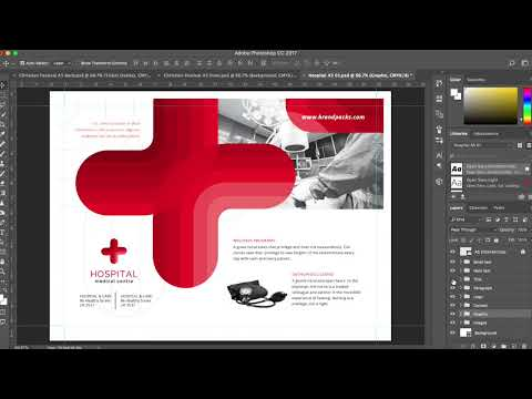 Flyer Templates for Photoshop & Illustrator by BrandPacks