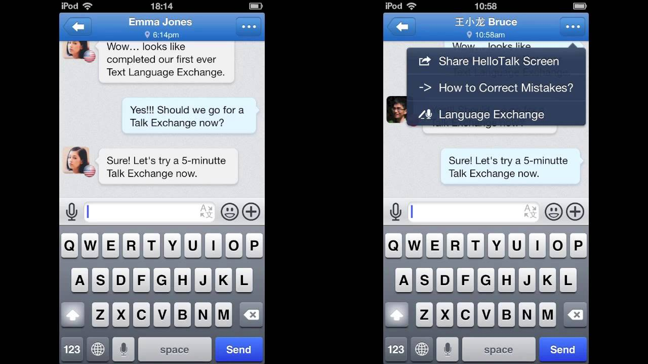 Hello Talk Review: A Free Instant Messaging App for Online Language