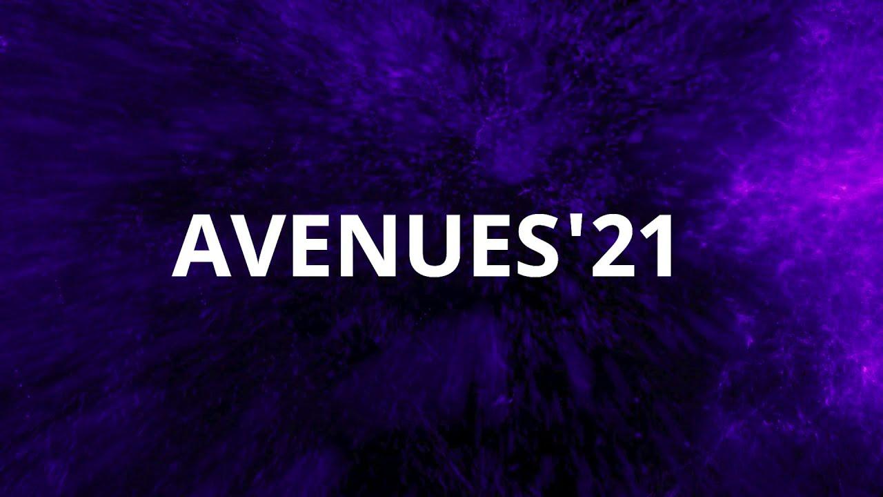 AVENUES'21 Theme Launch | ADAPT | AMAZE | ACHIEVE | SJMSOM, IIT Bombay