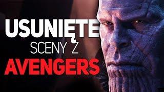 Avengers Infinity War - Usunięte i odrzucone sceny!