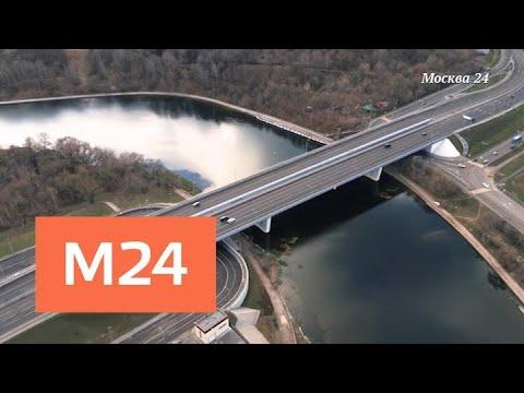 """""""Познавательный фильм"""": Мосты Москвы - Москва 24"""