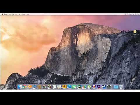 How To Make Windows 10, 8.1,8,7,Vista Look Like Mac OS X Without Programs