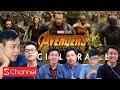 Khi fans Marvel xem INFINITY WAR trailer & dự đoán những gì sẽ xẩy ra !