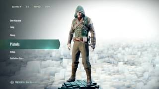 Assassin's Creed Unity Custom Classes: The Sniper