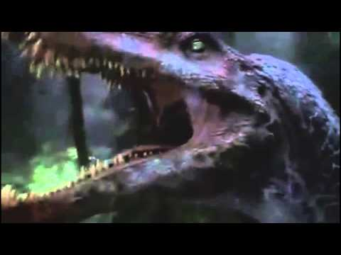 Nat Geo Wild Bizarre Dinosaurs Jurassic Park III clips with the real sounds
