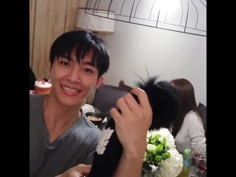 [FB LIVE] 炎亞綸 Aaron Yan's gathering with Chen Sun Hua, Shatina Chen and other friends (20161130)