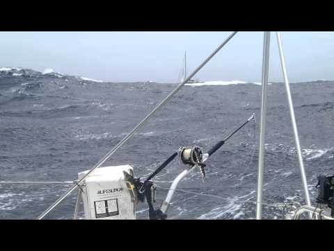 Gale Force Conditions on the Indian Ocean