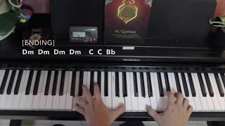 Cover Dari Ulu - Maher Zain Insha Allah (Lyrics+Chords)