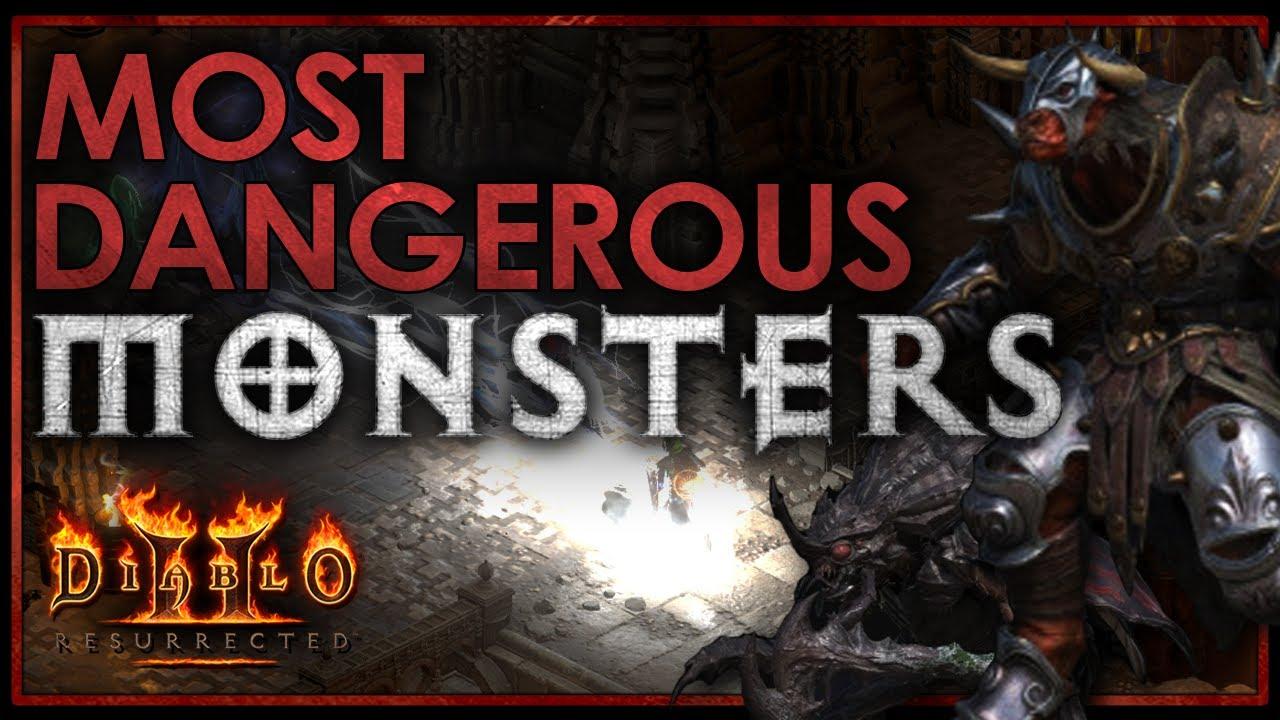 Download [Guide] Top 10 DEADLIEST Monsters in Diablo 2 Resurrected