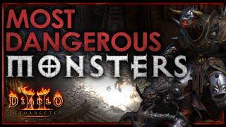 [Guide] Top 10 DEADĻIEST Monsters in Diablo 2 Resurrected