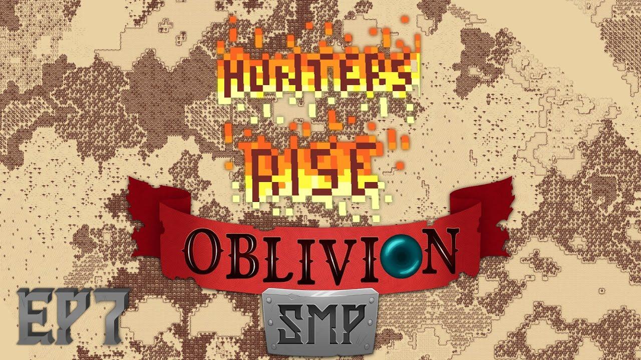Oblivion SMP Ep7, Tour del servidor con los Hunters