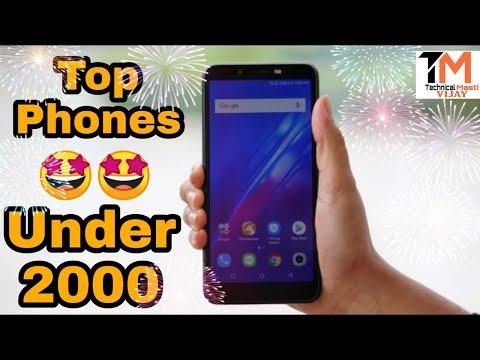 Top Best  Smartphones Under 2000 | Best Mobilephones Under 2K | Phones Under 2000 | Best Phones Buy