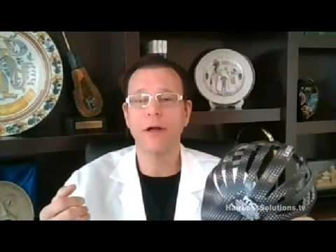 Restoring Hair Loss with Laser Light Therapy with Dr. Robert Haber