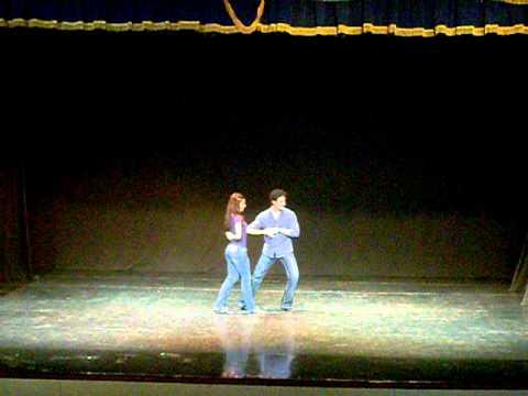Jessica Pacheco e Michael Kielbasa - Sun City Swin...