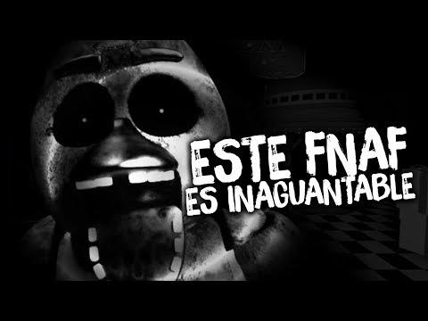 LOS CREADORES DE TJOC:R SE HAN PASADO ! ES INAGUANTABLE | FIVE NIGHTS AT FREDDY'S A SHADOW OVER