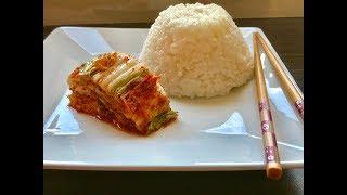 Правильный салат Кимчи от Дениса Лещенко