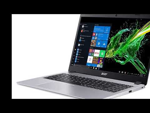 Acer Aspire 5 Slim Laptop 15 6 Zoll Full Hd Ips Display Youtube