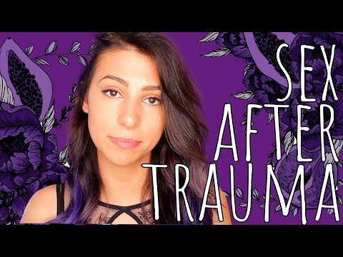 Can I have sex after assault and trauma? Lesbian Sex 101 - Stevie Boebi and Jimanekia Eborn