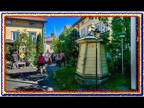 Port Arthur Turku Pihamarkkinat 2015 yard market