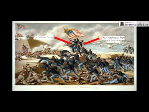 Massachusetts 54th Regiment Video