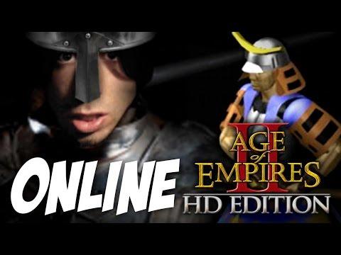 DIRECTO - AGE OF EMPIRES 2 HD Edition - BATALLANDO ONLINE
