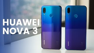Huawei Nova 3 and Nova 3i have launched in Malaysia