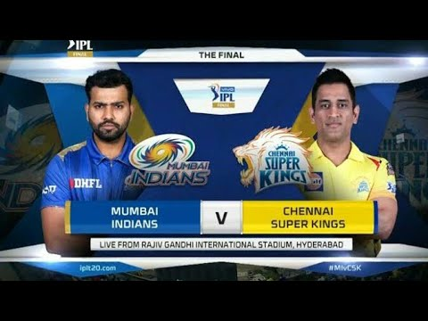 Csk Vs MI | Vivo IPL 2020 highlights | Match 1