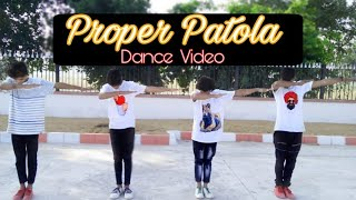 Proper Patola!!  Namaste England !! Dancing Video !! Fk Dance Academy !! Choreography By Faruk Khan
