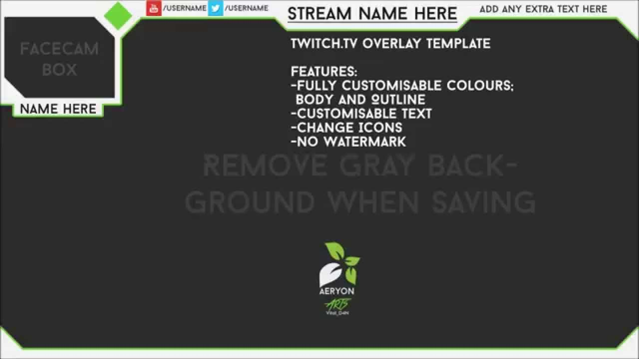 how to make game overlay