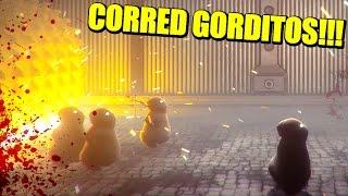 GORDITOS, TRITURADORA... DIVERSIÓN - RUN CHUBBY DUDES | DIVERSIÓN GRATUITA
