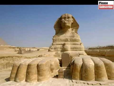 The great sphinx location picture gallery one of the for 3 famous landmarks