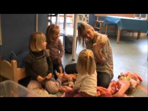 Marte Meo i Dammen - intro til forældre