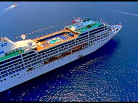 Pacific Princess - Get Onboard and see the ship!