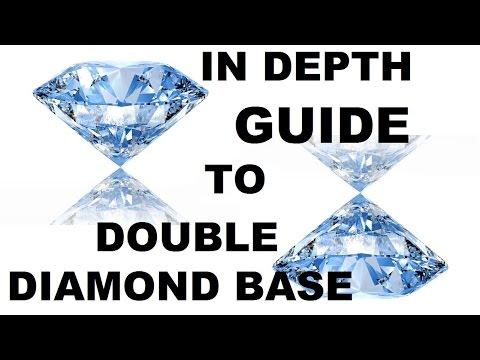 Castle Clash In Depth Guide To Double Diamond Base