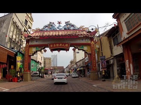 Travel ride: Kuala Terengganu