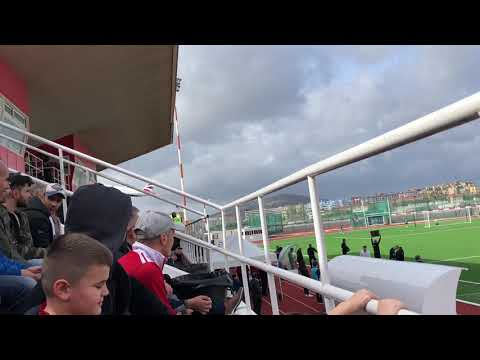 British Airways Plane Taking Off from Gibraltar During Football Game Against Latvia 25/3/18