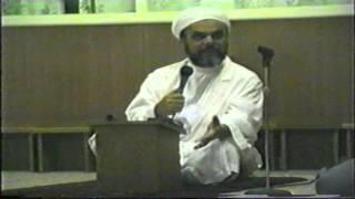 Prof. Mahmud Esad Coşan - Adelaide Sohbetleri I 25-01-1991