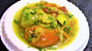 Очень ВКУСНО! Мой самый любимый рецепт Летних Фаршированных Перцев, тушеных с овощами.