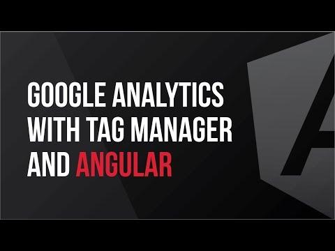 Google Analytics with Tag Manager and Angular | fluin io blog