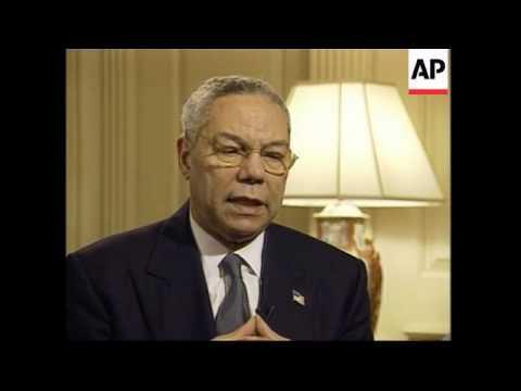 Powell on free trade, venezuela and Mexico