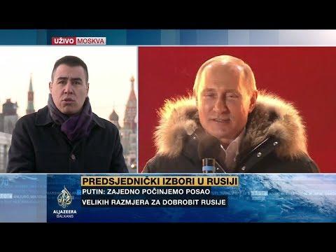 Goranović o porukama Putina nakon izborne pobjede